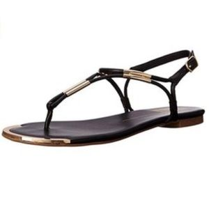 Dolce Vita Marly Sandals in Black